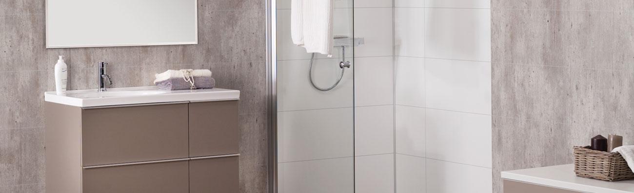 Respatex© | Wasserfeste Wandverkleidung Bad | Für Badezimmer ...